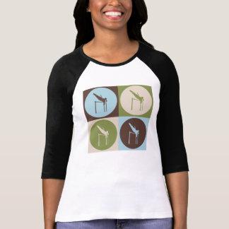 Pop Art Pole Vaulting T-Shirt