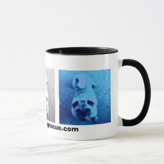 pop art pooter mug