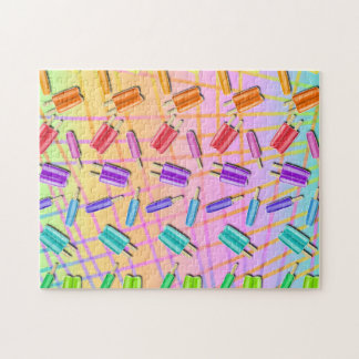 POP ART POPSICLES JIGSAW PUZZLE