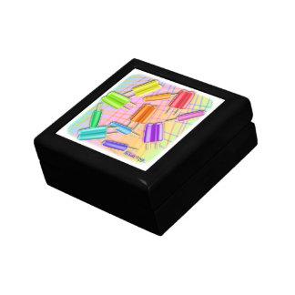 POP ART POPSICLES KEEPSAKE BOX