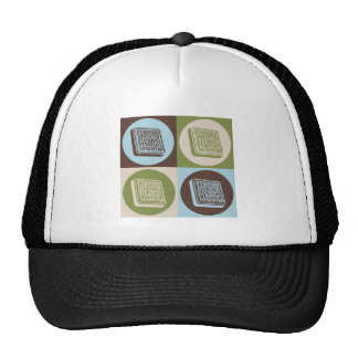 Pop Art Programming Hat