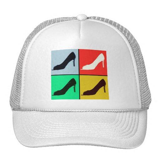 Pop Art Pumps Trucker Hat