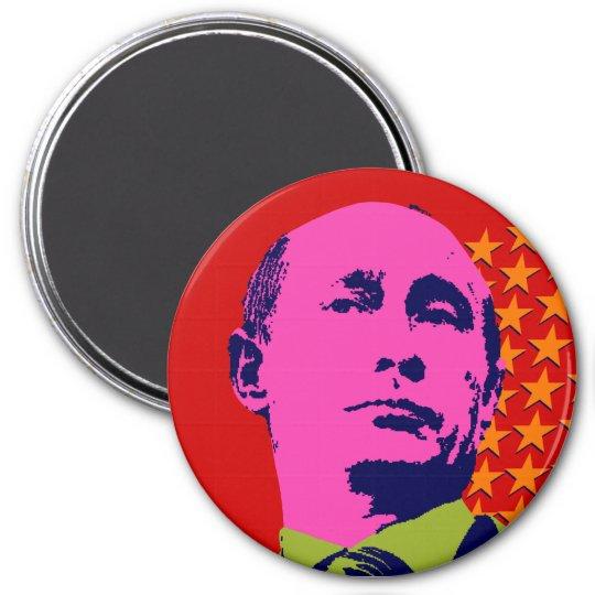 Pop Art Putin Magnet
