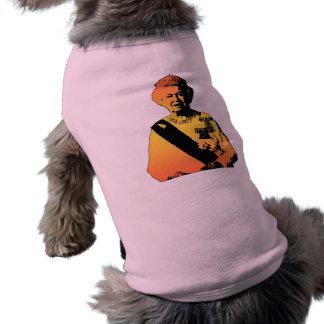 Pop Art Queen Elizabeth Pet Tee