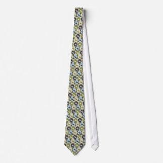 Pop Art Rafting Neck Tie