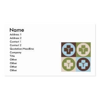 Pop Art Rheumatology Business Card