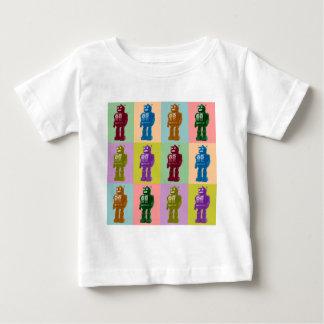 Pop Art Robots T Shirt