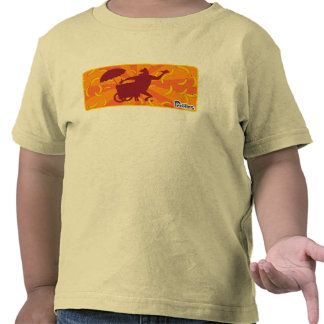 "Pop Art ""Sam's Dance Orange"" T-Shirt"