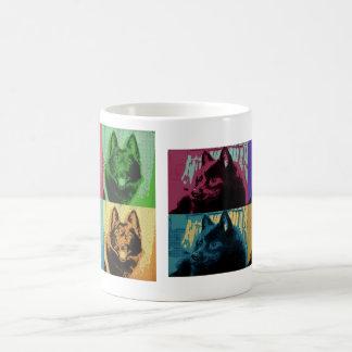 Pop Art Schip Mug