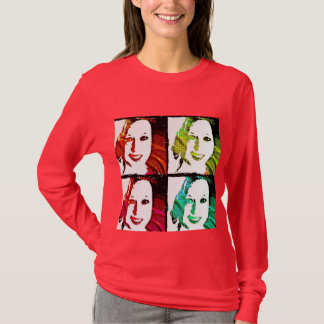 Pop Art Self Portrait T-Shirt