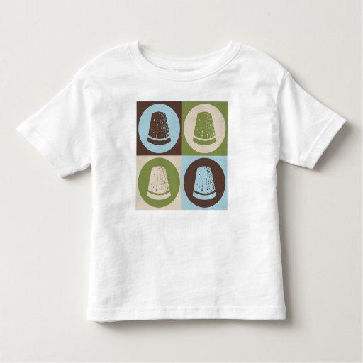 Pop Art Sewing Shirt