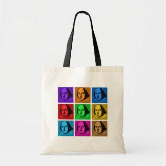 Pop Art Shakespeare Bags