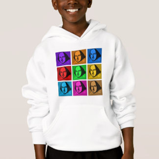 Pop Art Shakespeare Hoodie
