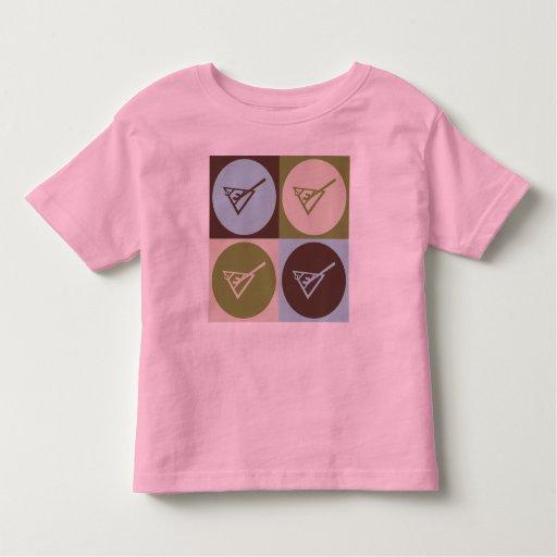 Pop Art Shuffleboard Tshirt
