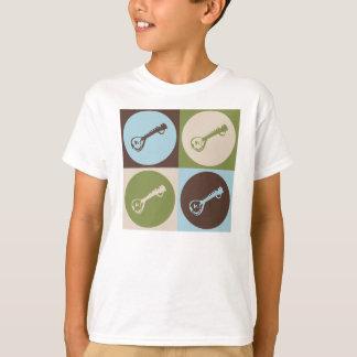 Pop Art Sitar T-Shirt