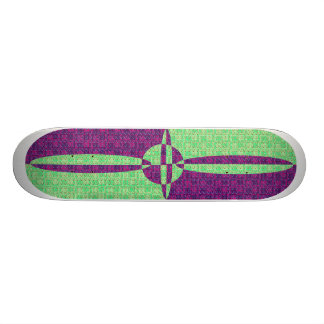 Pop Art Skateboard