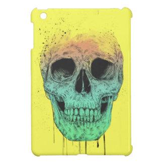 Pop art skull iPad mini cover