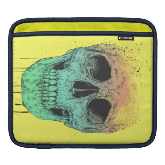 Pop art skull sleeves for iPads