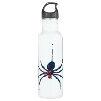 Pop Art Spider 2 Water Bottle