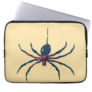 Pop Art Spider Computer Sleeves