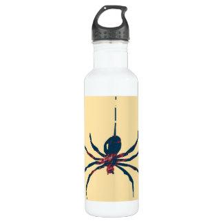 Pop Art Spider 24oz Water Bottle