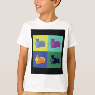 Pop Art Squirrel Kids' T-shirt
