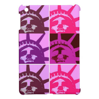 Pop Art Statue of Liberty Case For The iPad Mini