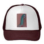 Pop-art Stiletto Shoe Hats