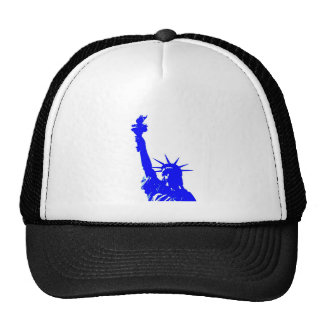 Pop Art Style Statue of Liberty Trucker Hat