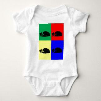 Pop Art Tabby Cat Shirts