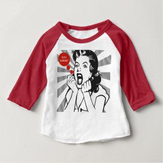 Pop Art - Tech Support Baby T-Shirt