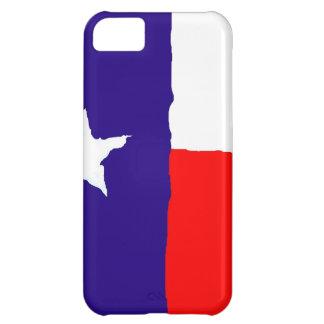 Pop Art Texas State Flag iPhone 5C Case