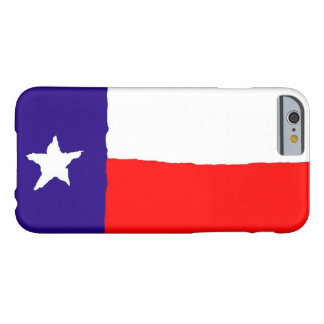 Pop Art Texas State Flag iPhone 6 Case
