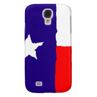Pop Art Texas State Flag Samsung S4 Case