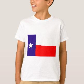 Pop Art Texas State Flag T-Shirt