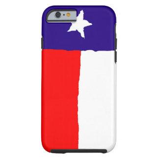 Pop Art Texas State Flag Tough iPhone 6 Case