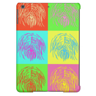 Pop Art Tibetan Terrier iPad Air Covers