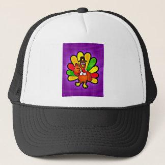 Pop Art Tom Turkey Trucker Hat