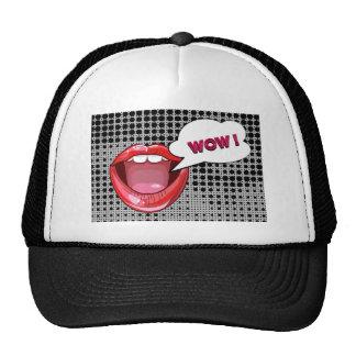 Pop Art Trucker Hat