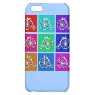 Pop Art Vintage Bicycle Tshirts and Gifts Case For iPhone 5C