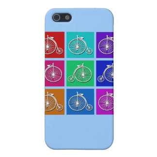 Pop Art Vintage Bicycle Tshirts and Gifts iPhone 5 Case