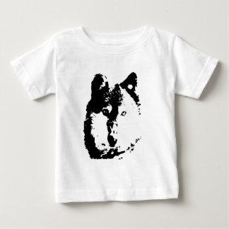 Pop Art Wolf Baby T-Shirt