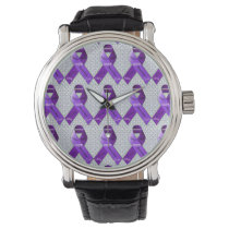 Pop Art Words of Hope Wrist Watch