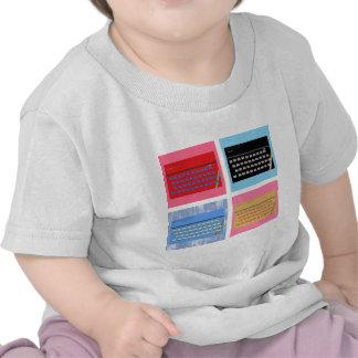 Pop Art ZX Spectrum Shirts