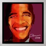 Pop_Barack_Obama Posters