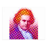 Pop Beethoven Post Cards