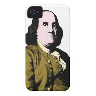 Pop -  Ben Franklin Case-Mate iPhone 4 Cases