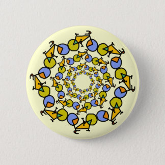 pop bicycles in circles button