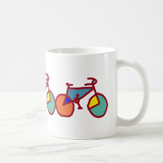 pop bikes coffee mug