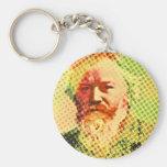 Pop Brahms Key Chain